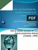 Introducción a la Sociedad de la Información