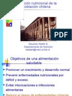 Situacion Nutricional en Chile