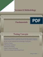 Testing Processes & Methodology-OLD