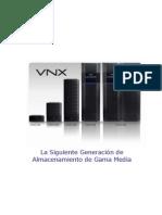 VNX_version1 - Caracteristicas