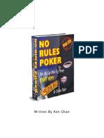 No Rules Poker