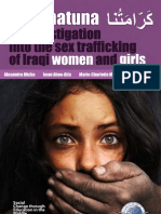 Karamatuna – An Investigation into the Sex Trafficking of Iraqi Women and Girls