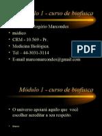 20061028 - SeminarioBiofisica1 - Modulo Basico