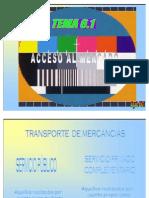 Autorizaciones de Transportes