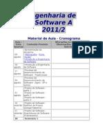 Engenharia de Software A