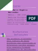 20061028 - SeminarioBiofisica2 - Biofactores