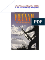 Vietnam the Ten Thousand Day War