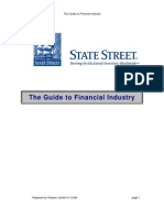 Guide to Financial Industry
