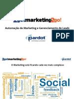 Automacao de Marketing e Gerenciamento de Leads