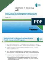 2010 NBGH Fidelity Employee Health Survey Report_FINAL_Jan2011