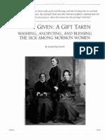 Women & Priesthood