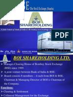 5 Financial Crisis 4 India BOI Share Holding