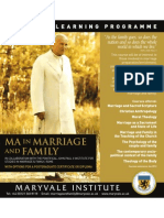 MA Marriage and Family PDF SEPT 2011[1]