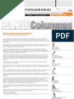 10-11-11Pesimismo en la economía, pese a cumbre del G-20