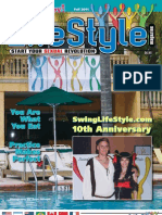 LifeStyle Magazine Fall 2011 Issue.