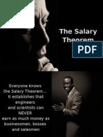 The Salary Theorem