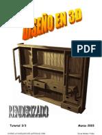 RENDERIZADO AUTOCAD