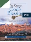 Keys to Blessing