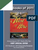Hudson Booksellers' Best Books 2011
