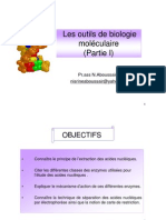 OutilsBiomol I