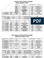 2012 Clinic Template V3.0