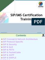 SIP Certification Rel.1