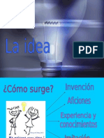 Presentación Idea