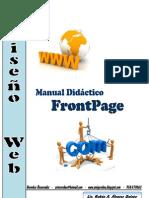 Manual de FrongPage