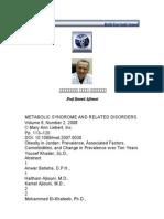 الأستاذ الدكتور  كامل  العجلونيObesity_in_jordan Medics Index Member