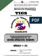 Hbg - Aip 2011 - Modulo 01 - Windows (Sesion 01)