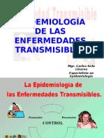 Clase 3-1 EpidemiologÍa de Las Enf Transmisibles 2007
