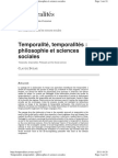 Http Temporalites.revues