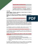 ASOCIACIONES COOPERATIVAS-SENIAT