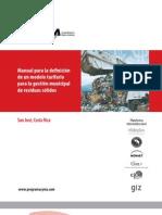 Modelo Tarifario 2011 Ultima Version PDF 1