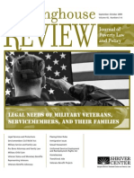 Using the Transitional Jobs Strategy to Help Chronically Unemployed Veterans