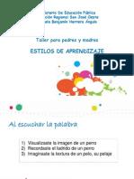 estilosdeaprendizajecomoaprendemihijo-091108111526-phpapp02