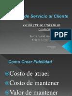 Gestión de Servicio al Cliente unidad 5