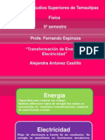 Trans for Mac Ion Energia y Electric Id Ad