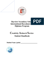 CAS Booklet - 2010