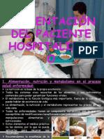 Avance de Alimentacion Del Paciente Hospitalizado