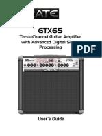 GTX65_OM