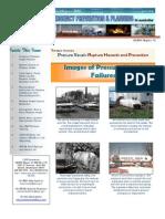 Pressure Vessels - Rapture Hazard & Prevention