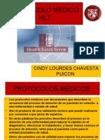 Protocolo Medico Hl7