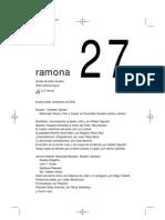 Ram on a 27
