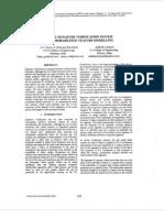 Online Signature Verification Using Probabilistic Feature Modelling