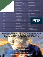 {Cardio} Cardiopatia Isquemica 2007