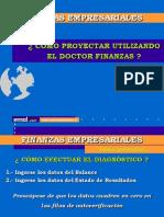 Como Proyectar Utilizando El Doctor Finanzas PF