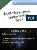 Elise Elearning Course Presentation 2007 02-27-8125