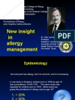 China -New Insight in Allergy Management 10-15-06