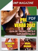 Revista Max Pump - Projeto Verão 2012